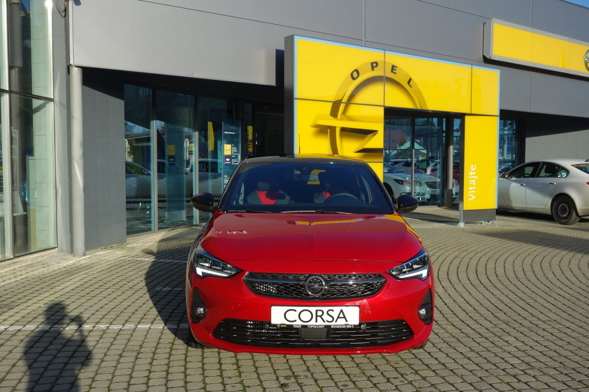 MGM International, s.r.o.  | Fotografie vozidla Opel Corsa GS Line 1,2Turbo 74kw/100k AT8